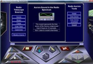Alien Bandstand\'s aurora signal
